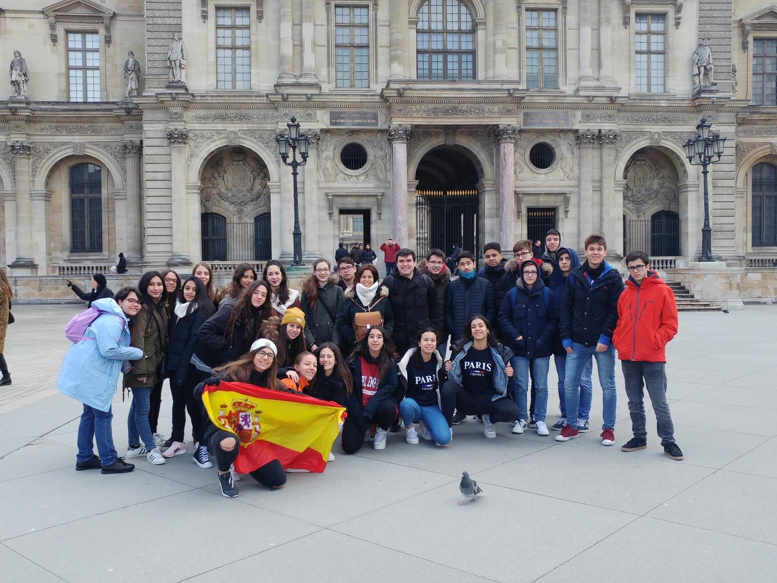 Viaje Cultural a Paris 4º ESO 30