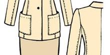 Traje de chaqueta sastre