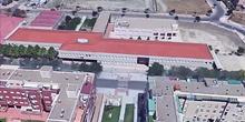 Estaciones de Calidad del Aire en el municipio de Madrid