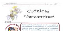 Crónicas Cervantinas - 6 de abril de 2017