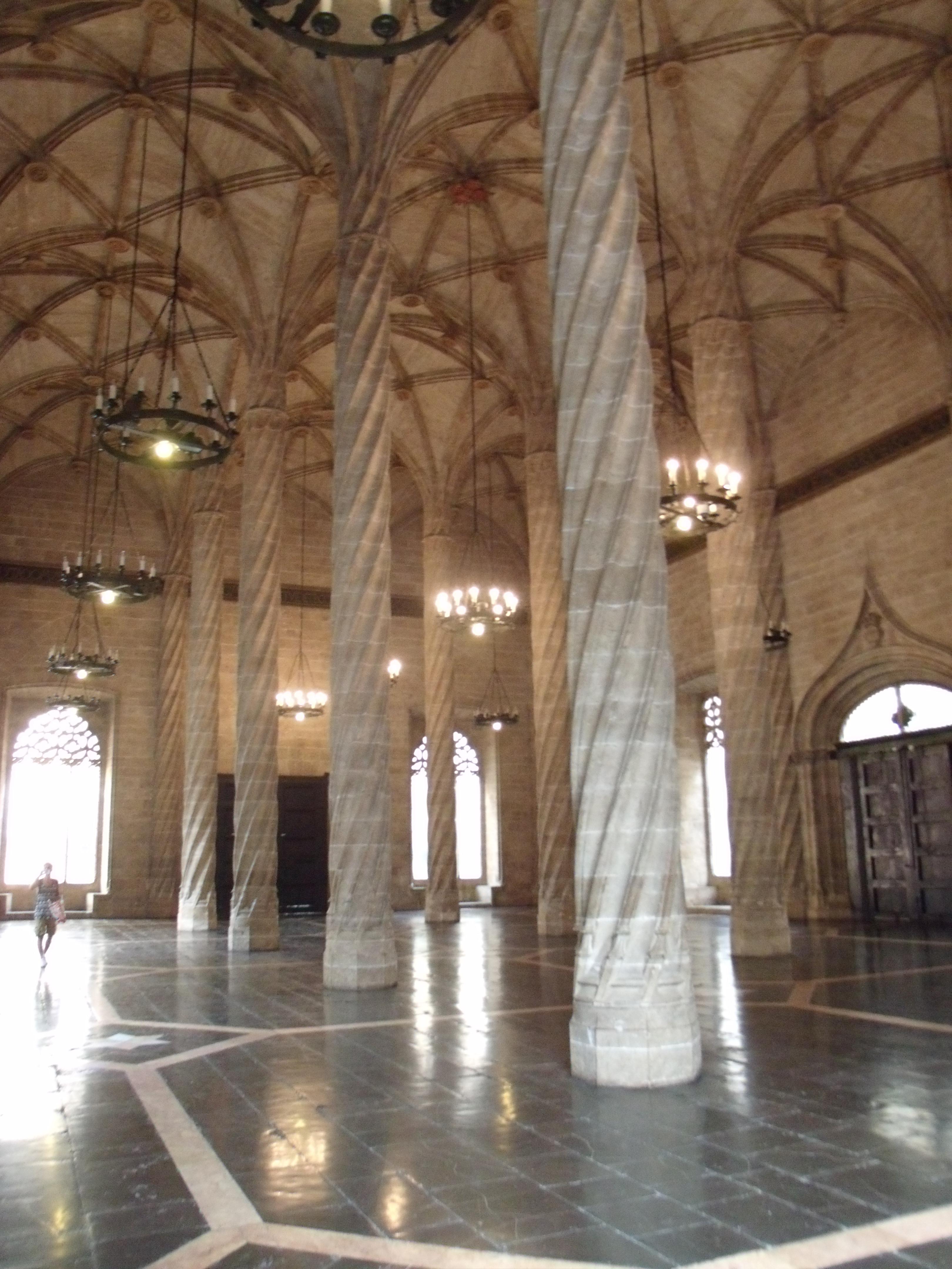 Lonja de la Seda (Valencia)