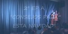 FESTIVAL DE NAVIDAD 2016 2º A