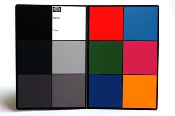 Carta de Color