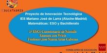 Moodle: Competencia digital en ESO