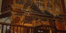 órgano de tubos de San Pedro el Viejo, Huesca