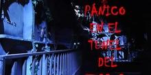 Pánico en el tunel del Terror