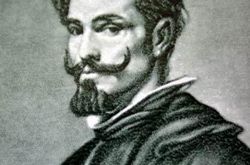 Alonso Cano por Velázquez