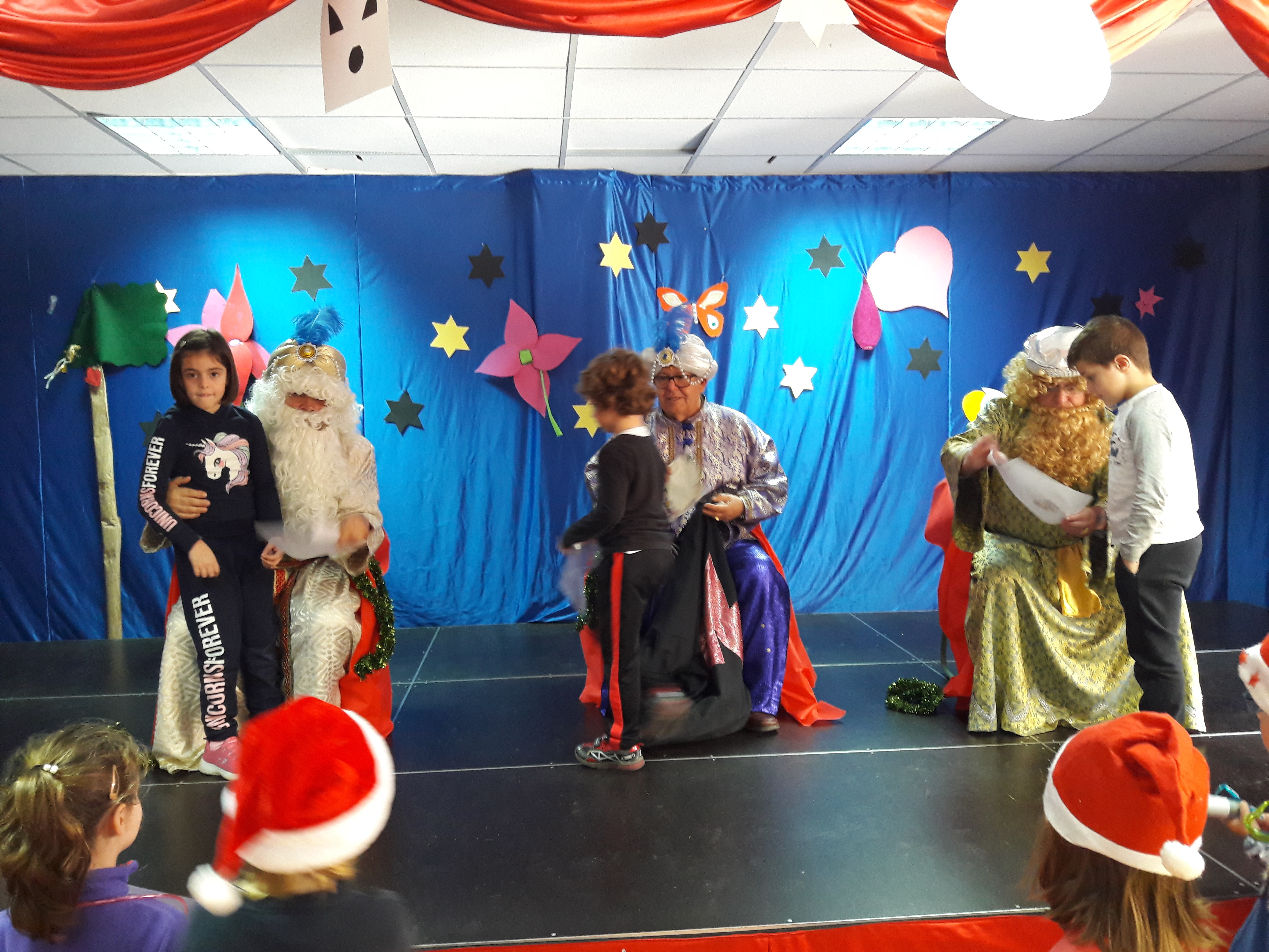 The Three Wise Men come to School 6