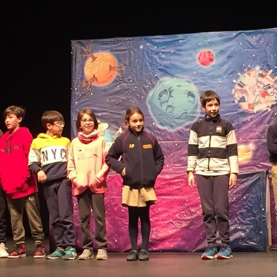 2019_02_15_5º visita The New Little Prince_CEIP FDLR_Las Rozas 6