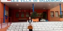 Mensaje Auxiliares de Conversación IES Villa de Valdemoro. JoseMar