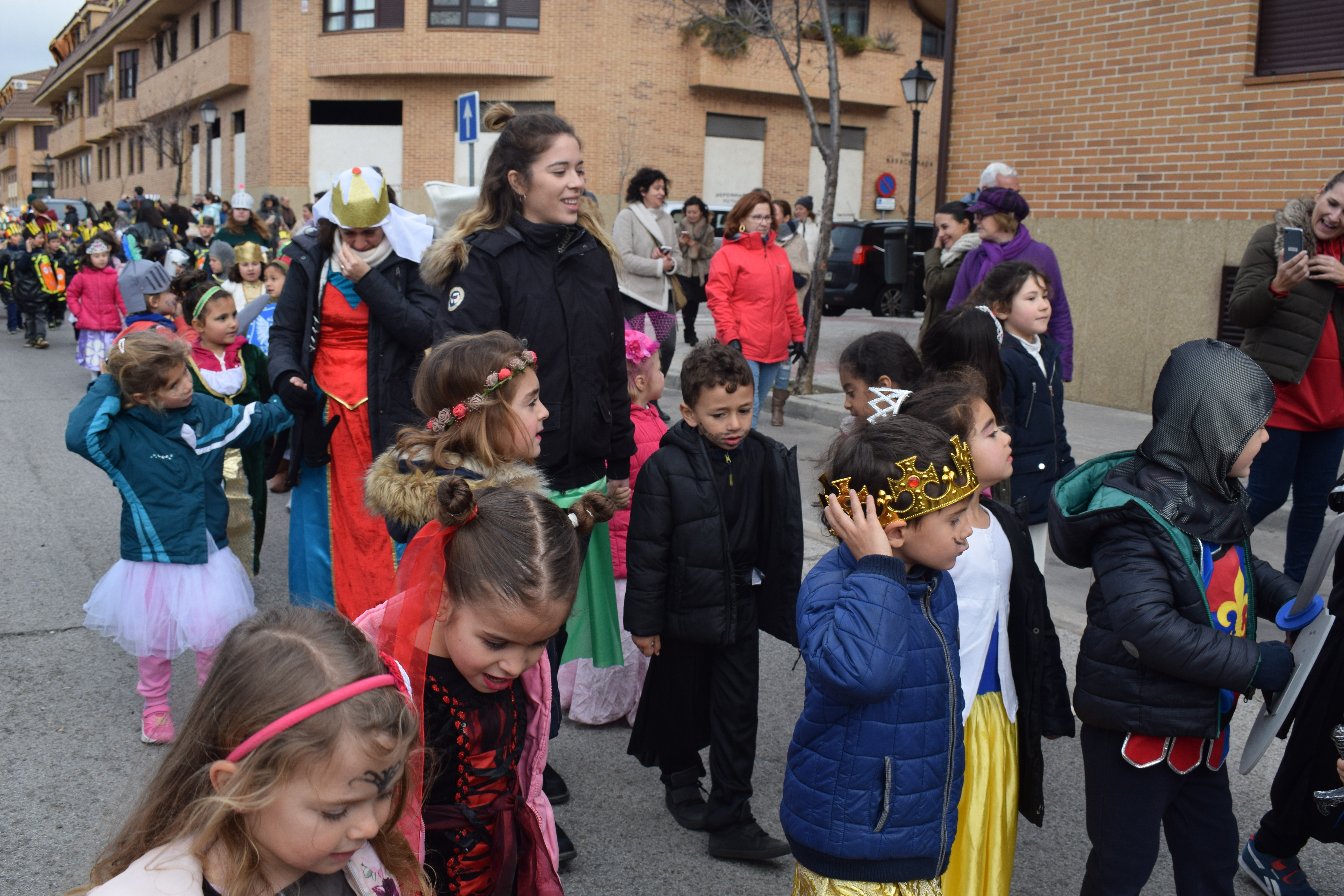 Pasacalles Carnaval 2018  6 39