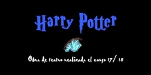 Teatro Harry Potter