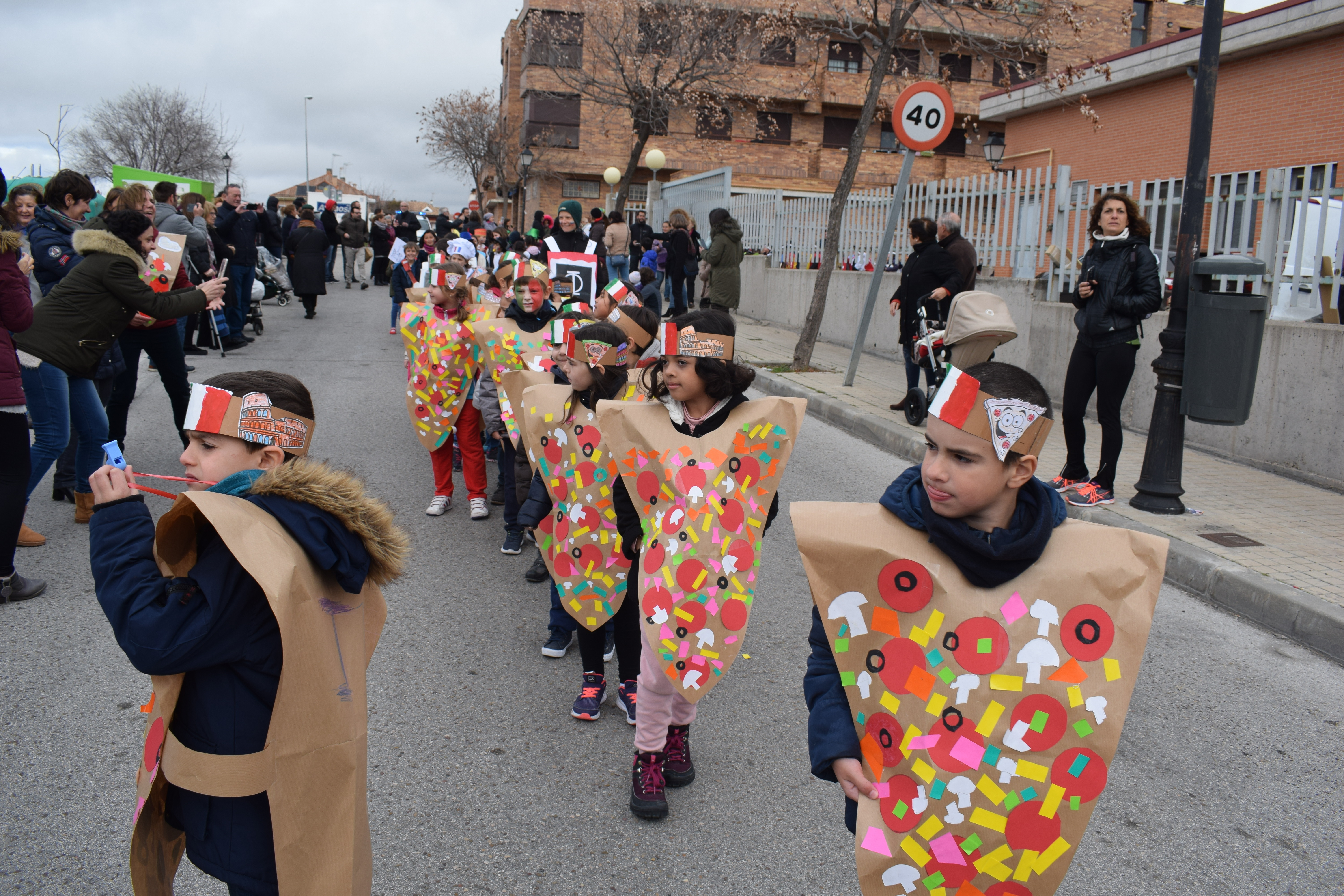 Pasacalles Carnaval 2018  6 7