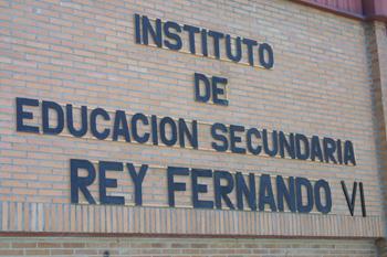 Instituto de Educación Secundaria Rey Fernando VI
