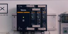 Cabecera de recepción de señal satélite analógica