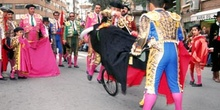 Desfile del domingo de Carnaval - Badajoz