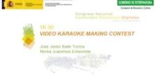 Video Karaoke Making Contest