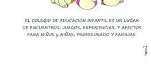 Información Infantil 3 años_CEIP Fernando de los Ríos_Las Rozas_Curso 2018-2019