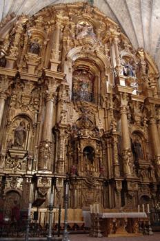 Retablo Mayor, Catedral de Coria, Cáceres