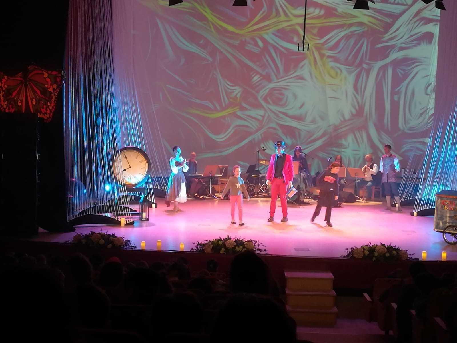 Klezmer teatro_CEIP FDLR_Las Rozas