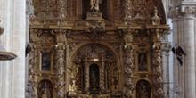 Altar mayor, Catedral de Baeza, Jaén, Andalucía