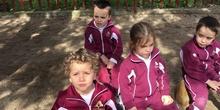 INFANTIL - 4 AÑOS A - CAPERUCITA ROJA - ANIMACIÓN A LA LECTURA