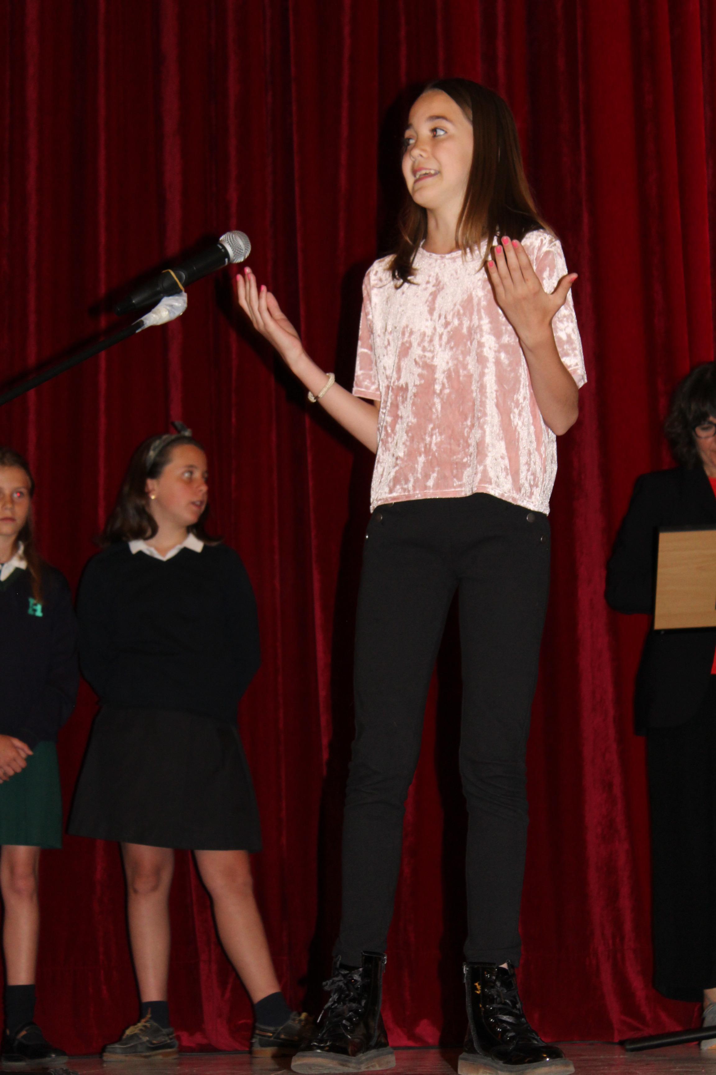 Entrega de los premios del IX Concurso de Narración y Recitado de Poesía 34