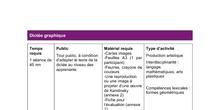 Dictée graphique (version française) - Ghislaine BELLOCQ