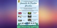 JORNADA DE PUERTAS ABIERTAS