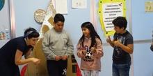 Los alumnos de 4º de Primaria en MUS-E 3