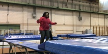 Gimnasia de trampolín 13