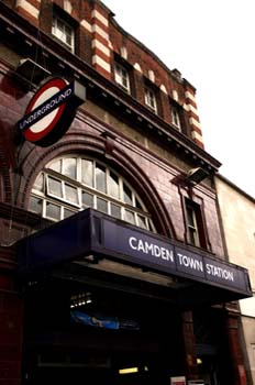 Camden Station, Londres