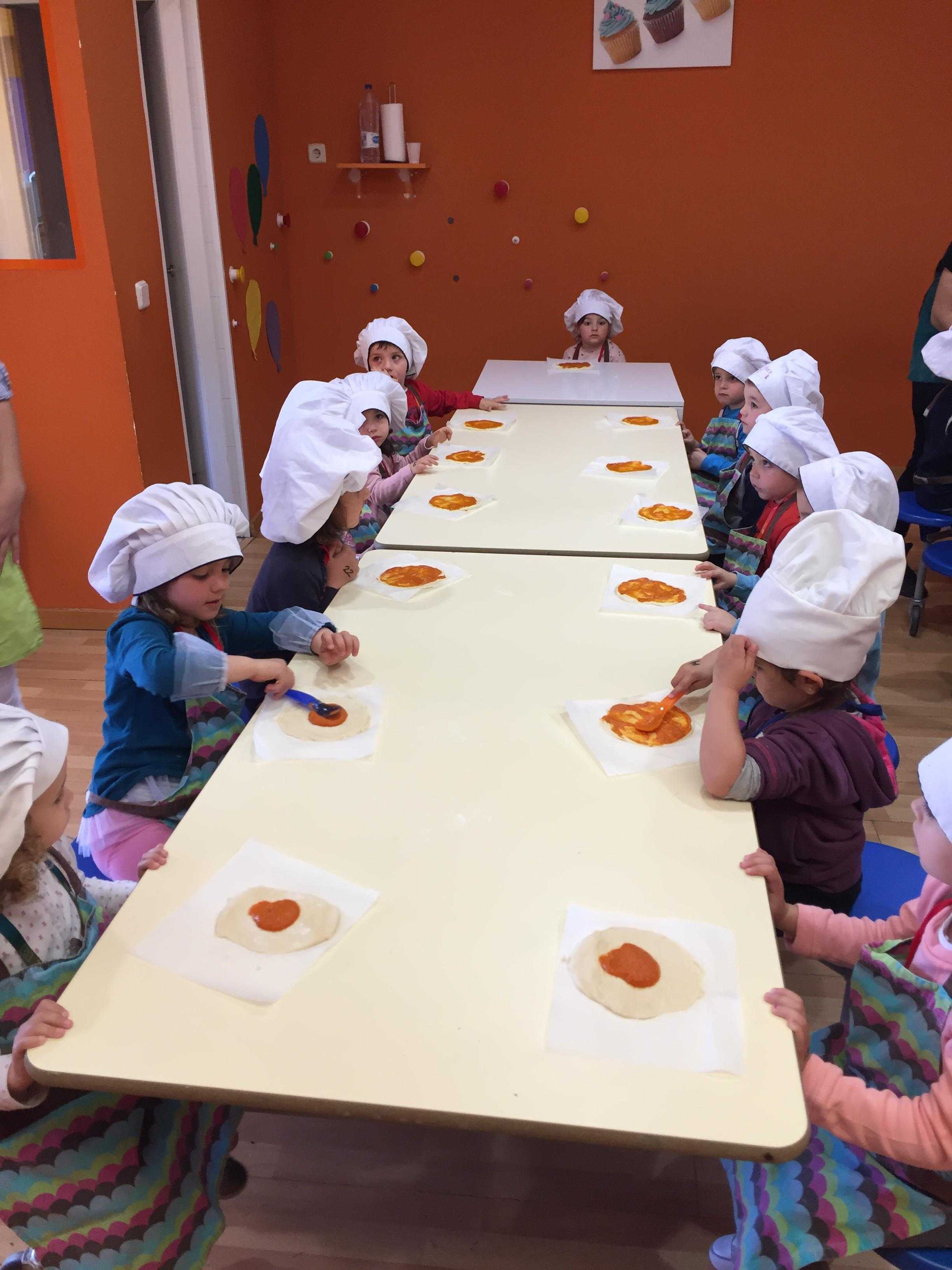 Excursión Escuela de cocina 5