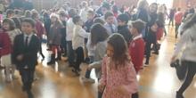 Fiesta de Nochevieja en el colegio