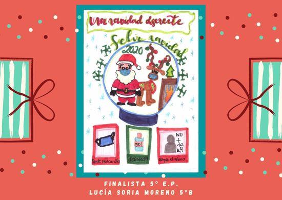 Tarjeta finalista 5º EP