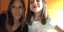"Paula (1B) sings ""My New Shoes"" with her mom"