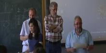Talento Matemático Catedrático Arias Cabezas: Entrega de premios y diplomas