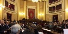 Memoria del Holocausto en el Senado de España el 30/I/2017 a las 13:00h
