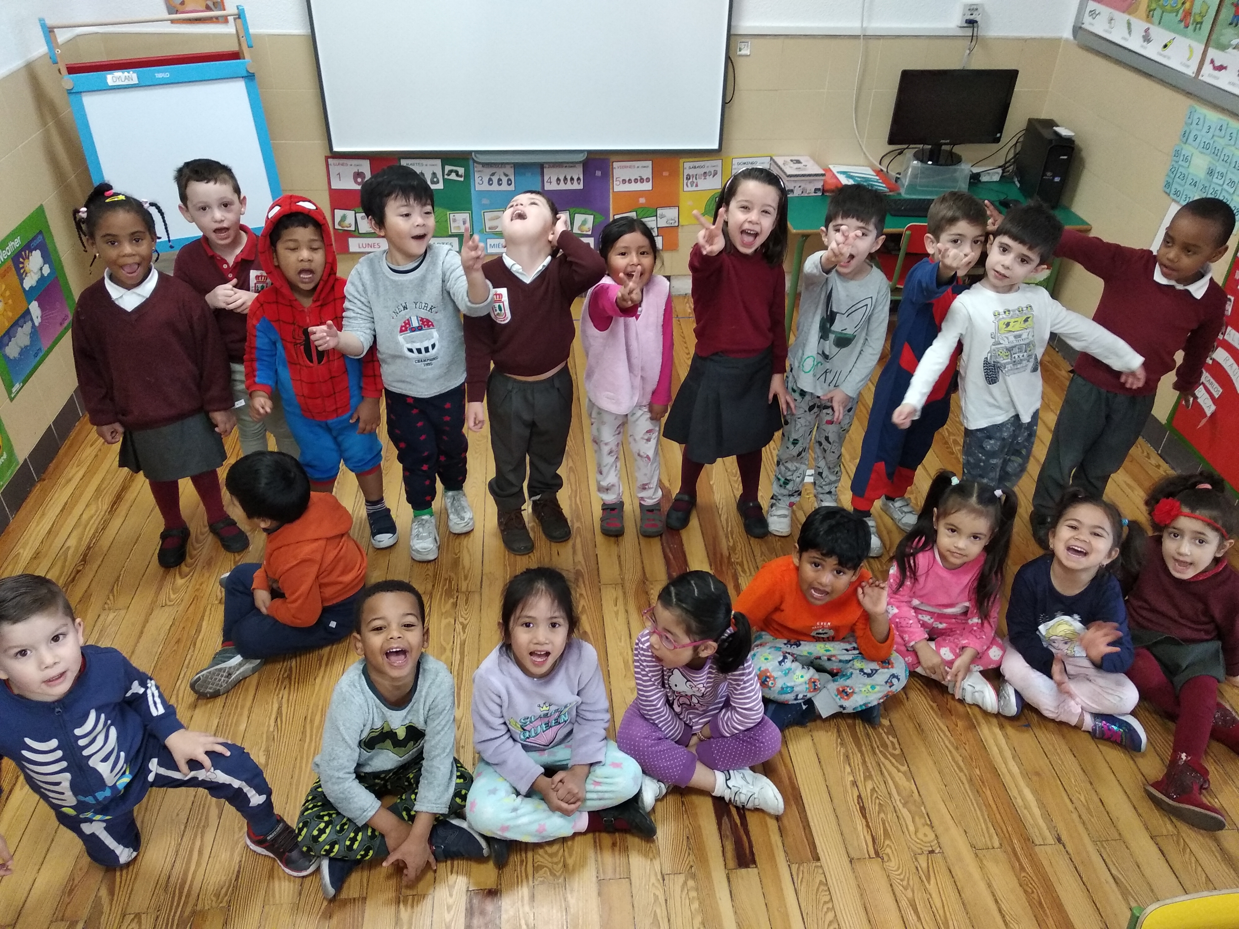 Carnaval Educación Infantil 2019 2