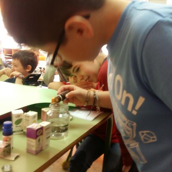 Science experiments. Parfum. 16