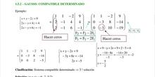 Aplicación de las matrices en la resolución de sistemas de ecuaciones