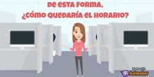 Cambio de Jornada - CEIP Francisco de Quevedo