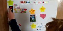 Hábitos saludables 2º, realizado por  NICO