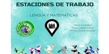 Estaciones de trabajo en Lengua y Matemáticas - Ponencia iEDU CRIF 2017