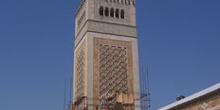 Alminar, Gran Mezquita, Túnez