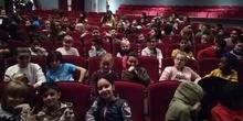 Visita al teatro de 4º y 5º de Primaria 2