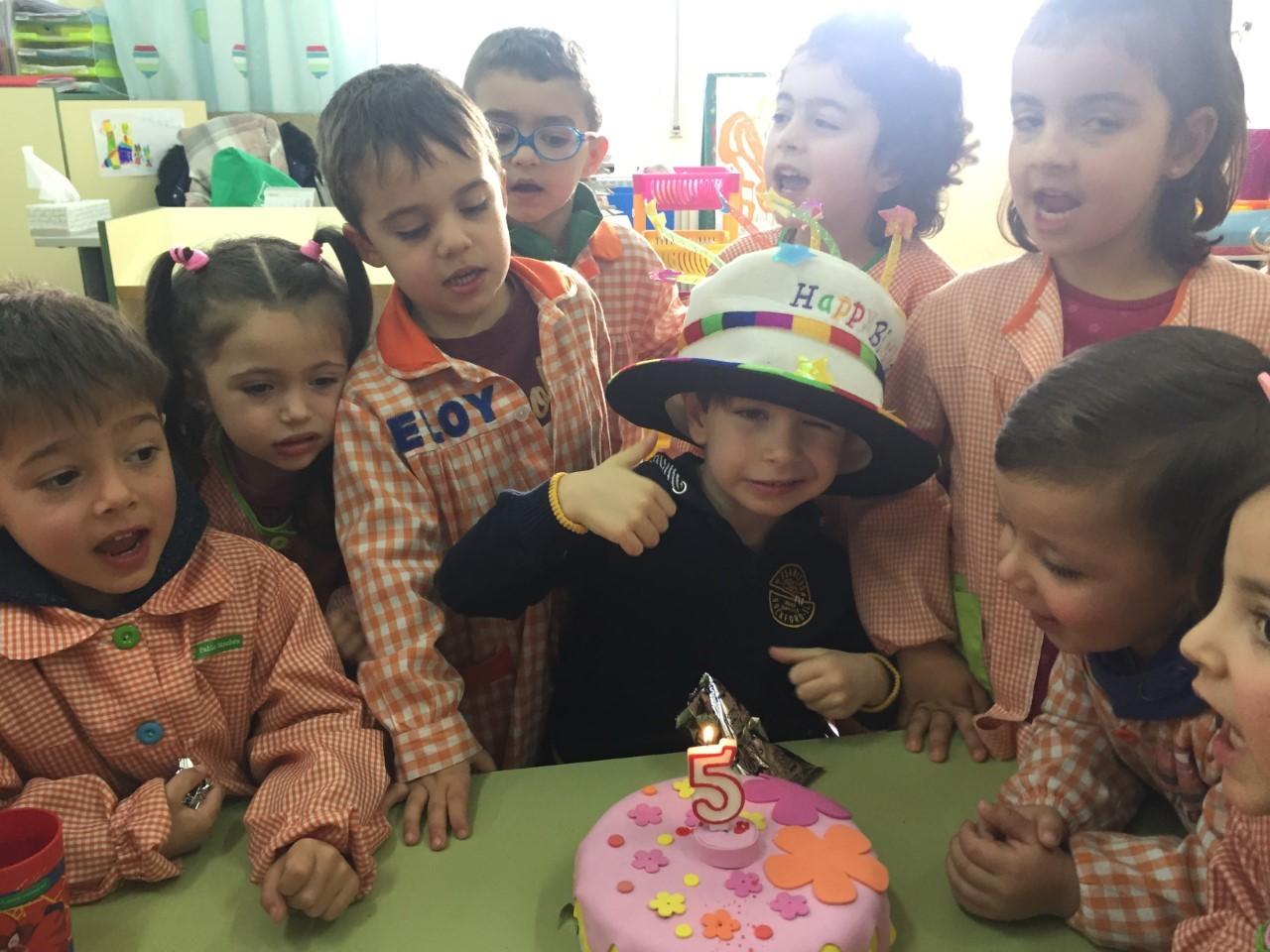 Cumpleaños Daniel 2