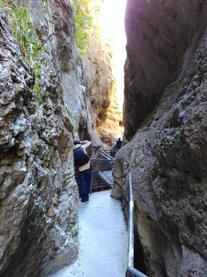 Desfiladero de la Yecla (Burgos)
