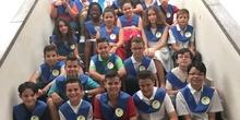 FOTOS GRUPOS GRADUACIÓN 6º 2017 2