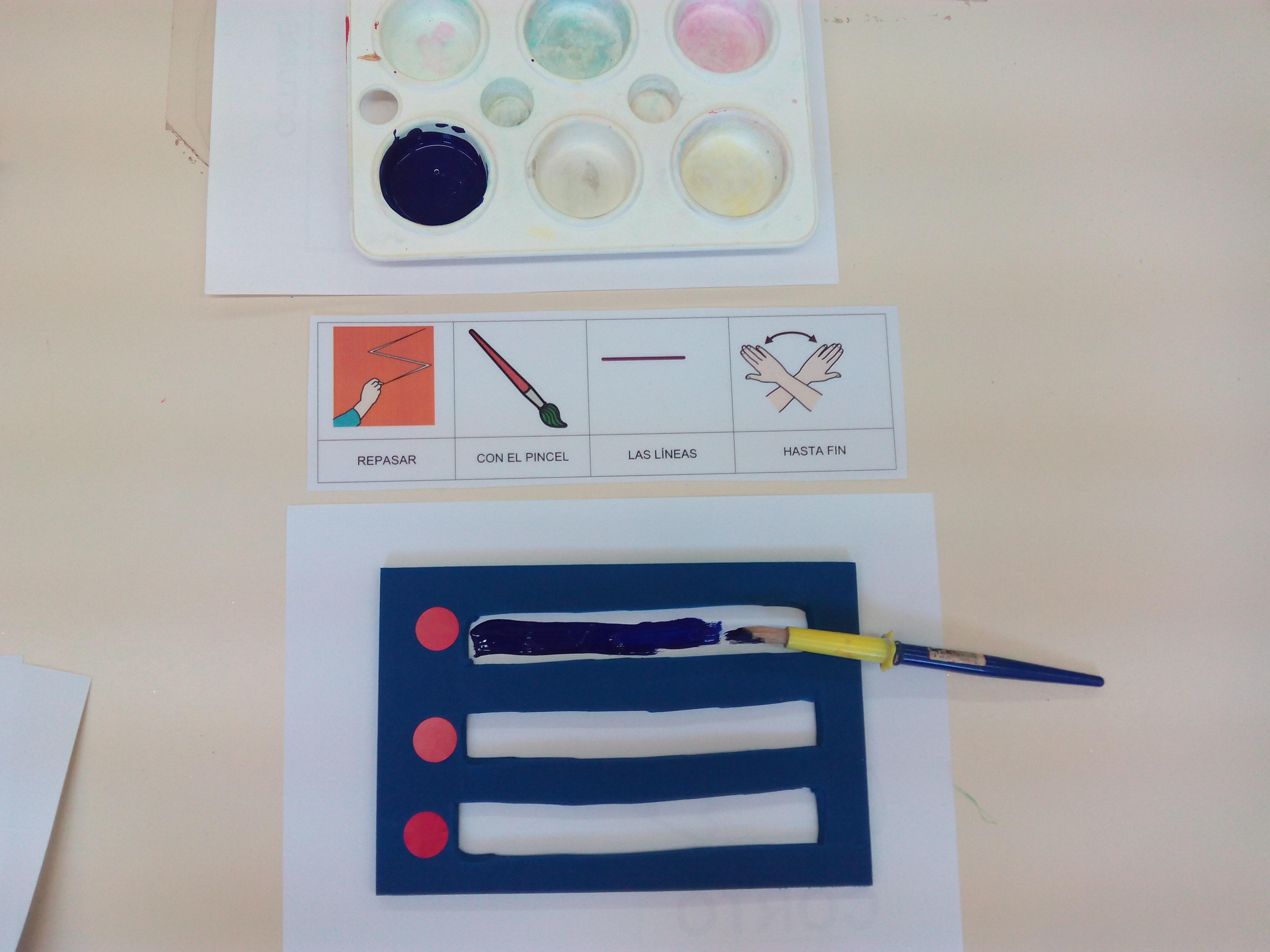 Seminario:material manipulativo para infantil y primaria adaptado a alumnos con T.E.A. 55
